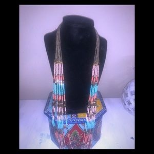Jewelry - Multi-stranded beaded necklace 😍